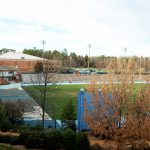 Campus track and field