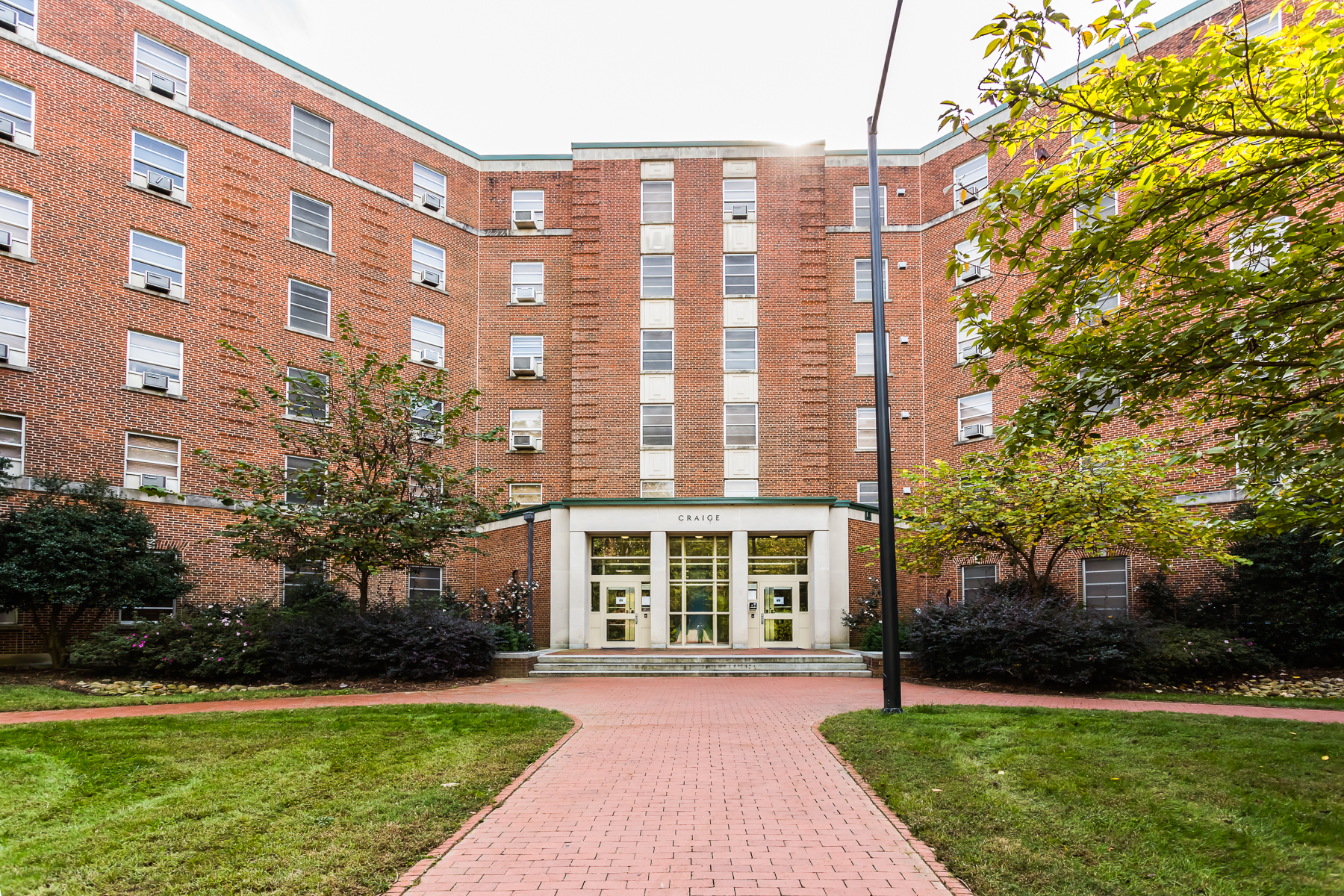 Craige Residence Hall Unc Conference Operations